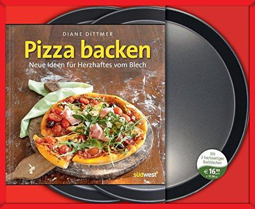9783517087405: Pizza backen