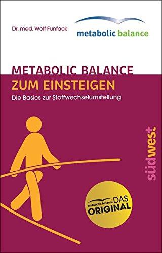9783517089782: metabolic balance Zum Einsteigen: Die Basics zur Stoffwechselumstellung