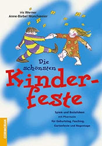 9783517090740: Die schönsten Kinderfeste.