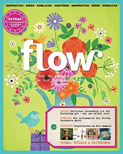 9783517093093: Flow Nummer 4. Zeitschrift