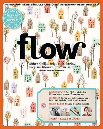 9783517093109: Flow Nummer 5. Zeitschrift: Wahre Größe zeigt sich darin auch im Kleinen groß zu sein