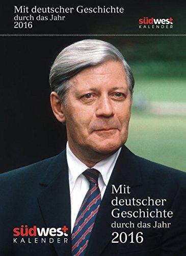 9783517093338: Mit deutscher Geschichte durch das Jahr 2016 Textabreißkalender