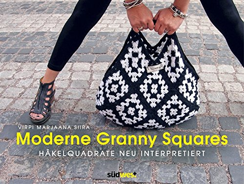9783517095233: Moderne Granny Squares: Häkelquadrate neu interpretiert