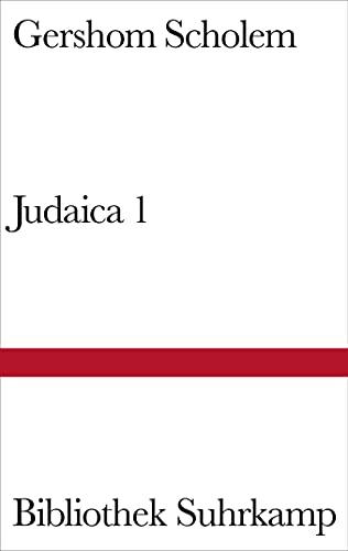 Judaica 1.: Scholem, Gershom