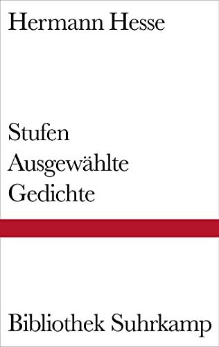 9783518013427: Stufen: Ausgewählte Gedichte: 342