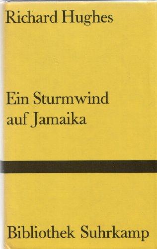 9783518013632: Ein Sturmwind auf Jamaika.
