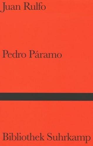 9783518014349: Pedro Paramo.