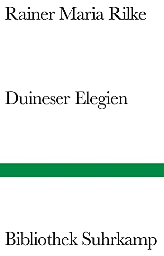 9783518014684: Duineser Elegien.