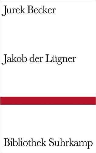 9783518015100: Jakob der Lügner