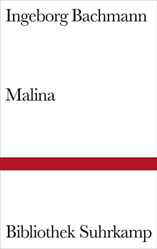 9783518015346: Malina: Roman (Bibliothek Suhrkamp)