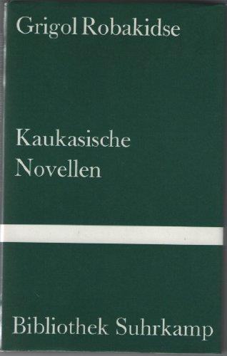 9783518016619: Kaukasische Novellen.