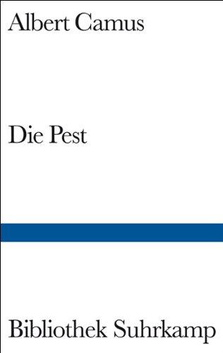 9783518017715: Die Pest