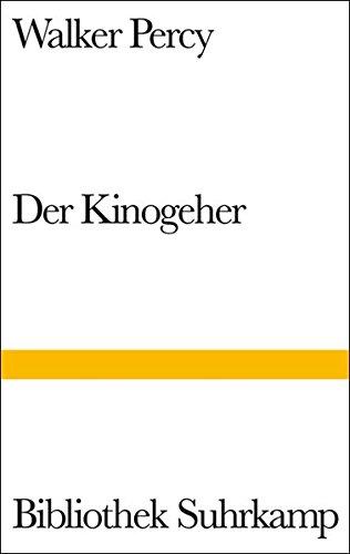 9783518019030: Der Kinogeher
