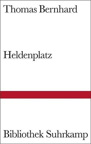 9783518019979: Heldenplatz