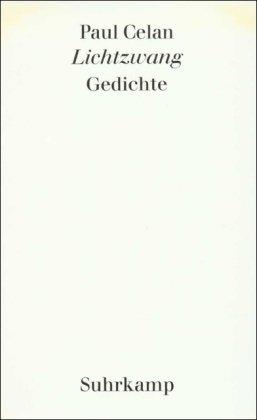 9783518025475: Lichtzwang