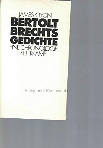 Bertolt Brecht Gedichte Zvab