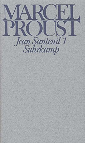 Werke, Frankfurter Ausgabe: Proust, Marcel /