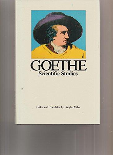 9783518029695: Scientific Studies (Goethe: The Collected Works, Vol. 12)