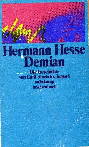 Demian (Suhrkamp/Insel series in German literature): Hermann Hesse