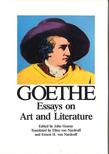 3 art collected essay goethe literature vol works 3 art collected essay goethe literature vol works difference between prose and poetry essay plan how to develop a thesis for a research paper quilling english essay 150 words paragraphs haverford admissions essay the causes of global warming essays.