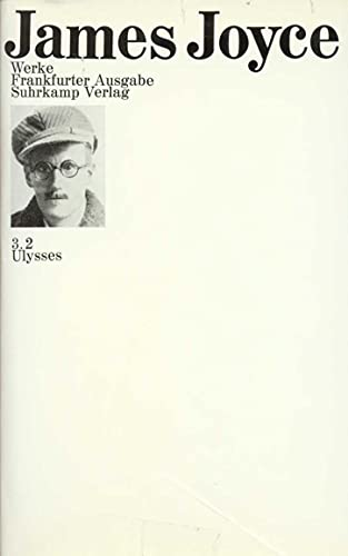 Ulysses (His Werke, Frankfurter Ausgabe ; 3) (German Edition) (3518033883) by James Joyce