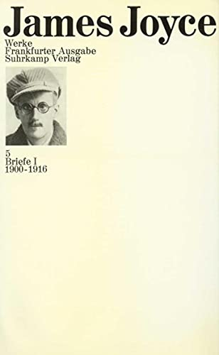 Briefe I: James Joyce