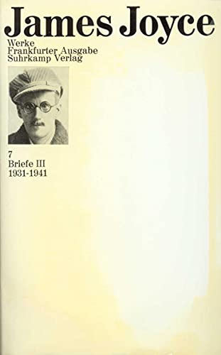 Briefe III: James Joyce