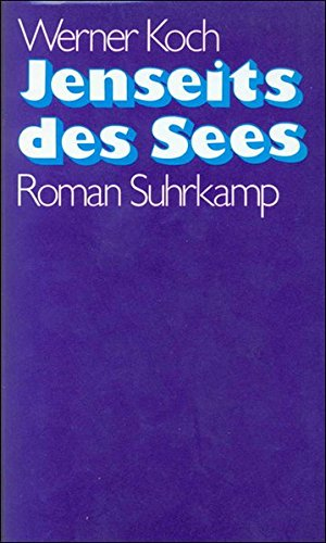 9783518034576: Jenseits des Sees (German Edition)