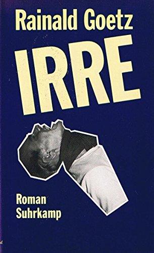 9783518045114: Irre. Roman