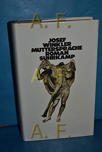 9783518046746: Muttersprache: Roman (German Edition)