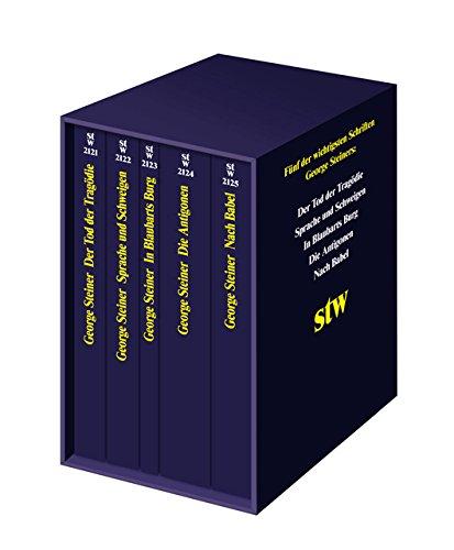 9783518061206: Schriften: F�nf B�nde