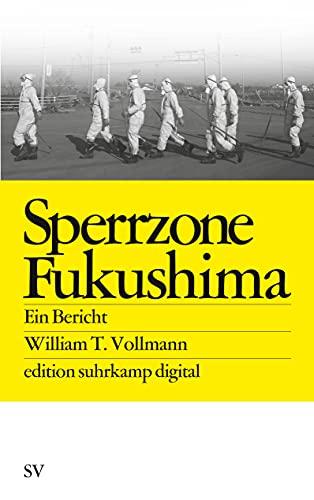 9783518062104: Sperrzone Fukushima