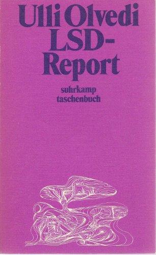9783518065389: LSD - Report.