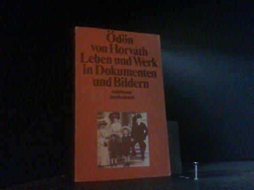 9783518065679: Title: Odon von Horvath Leben und Werk in Dokumenten und