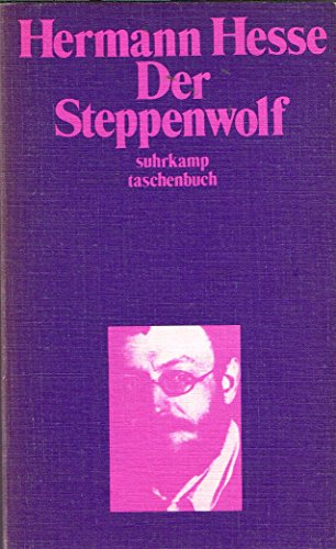 Der Steppenwolf: Hesse, Hermann