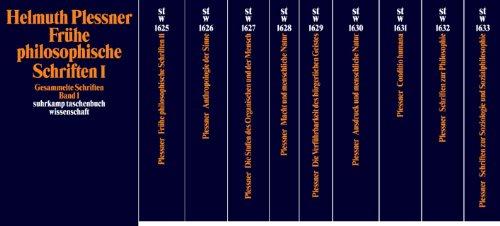 9783518066843: Gesammelte Schriften 1-10.
