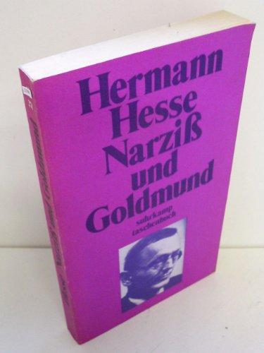 9783518067741 Narziss Und Goldmund Erzählung Zvab