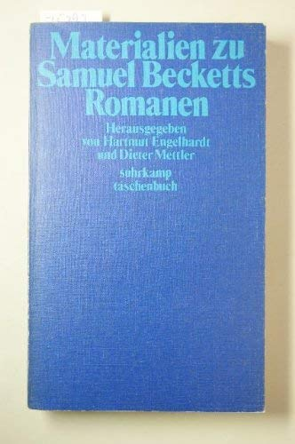 Materialien zu Samuel Becketts Romanen