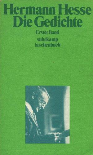 Die Gedichte: 1892-1962; Zweiter Band: Hermann Hesse