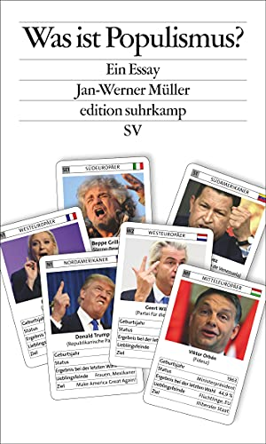 9783518075227: Was ist Populismus?: Ein Essay