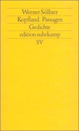 9783518115046 Kopfland Passagen Gedichte Edition
