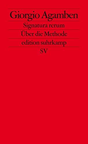 Signatura rerum (3518125850) by Giorgio Agamben