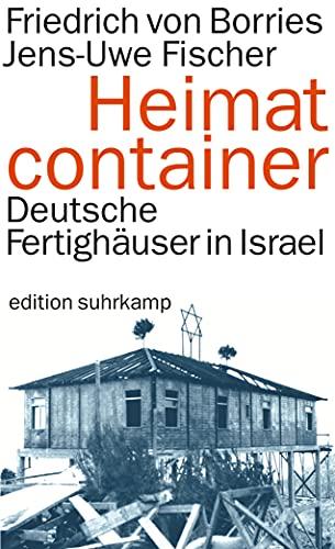 9783518125939: Heimatcontainer
