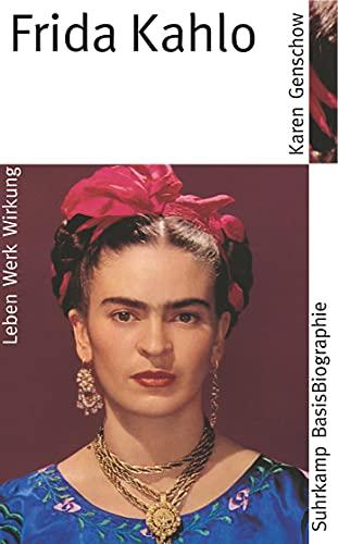 9783518182222: Frida Kahlo
