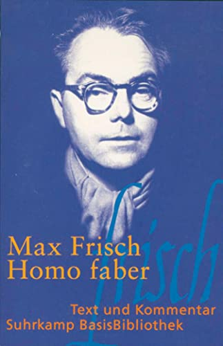 9783518188033: Homo Faber (German Edition)