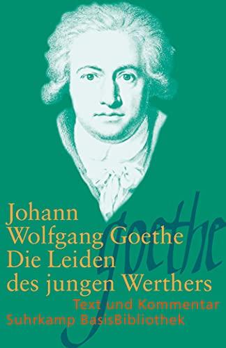 9783518188057: Die Leiden DES Jungen Werthers (German Edition)
