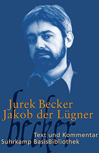 9783518188156: Jakob Der Lugner (German Edition)