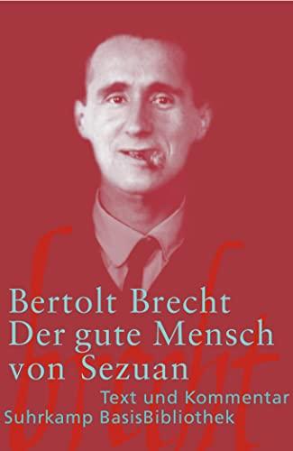 9783518188255: Der Gute Mensch Von Sezuan (German Edition)