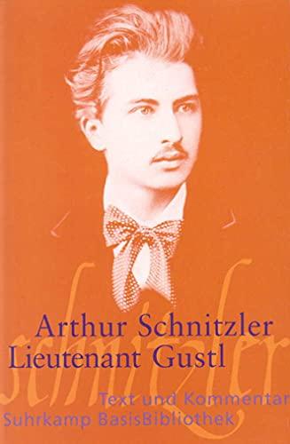 Lieutenant Gustl: Schnitzler, Arthur