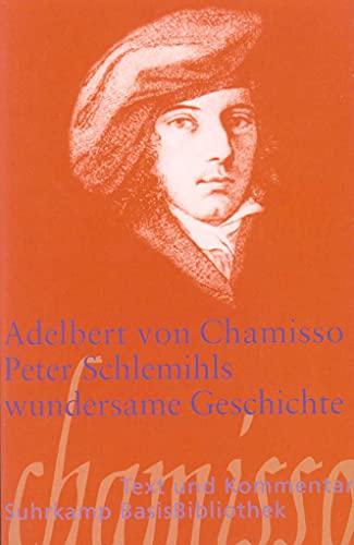 9783518188378: Peter Schlemihls wundersame Geschichte Suhrkamp-BasisBibliothek; 37